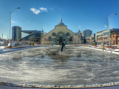 Photo of Lansdowne Skating Court